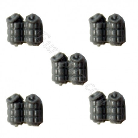 Frag Grenades x5