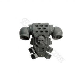 Back pack with Skull
