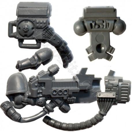 Canon à Plasma Pack
