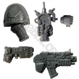 Sergeant Right arm Pack