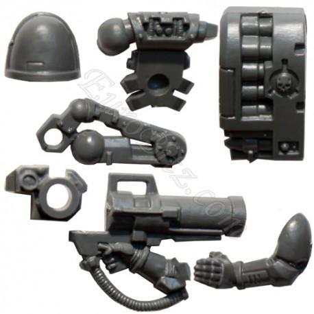 Missile Launcher Pack (Devastator)