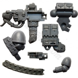 Heavy Bolter Pack