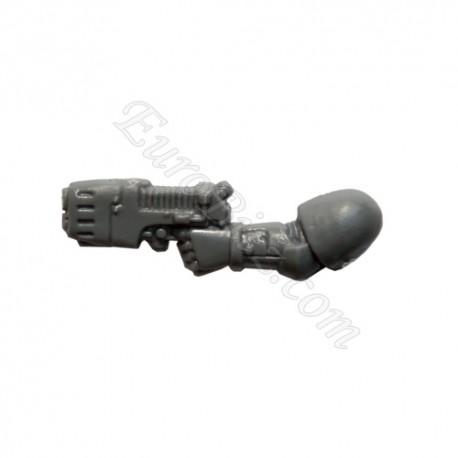 Bras gauche avec Pistolet Plasma