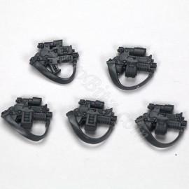 Space Marine Srenguard Veteran squad Bolters