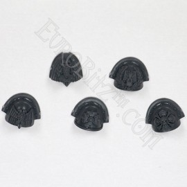 Space Marines Sternguard Veterant squad Shoulder spad 3