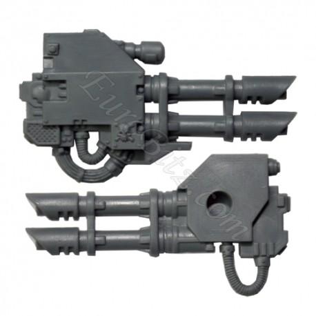 Canon Laser bras droit Dreadnought