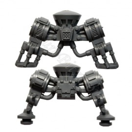 Legs of Ironclad Dreadnought