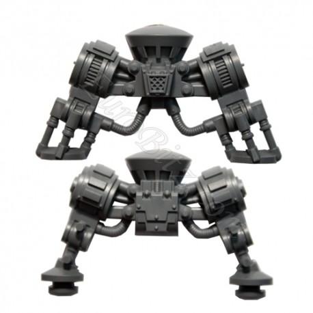 Jambes de Dreadnought Ironclad