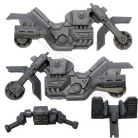 Bike's hull Scout