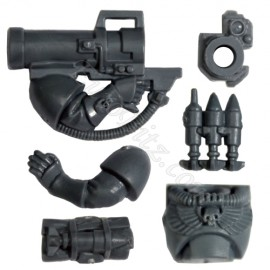 Missile Launcher Scout Pack