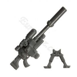 Fusil avec Bipied