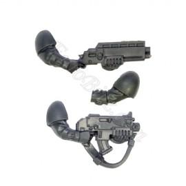Boltgun and Shootgun Scout A
