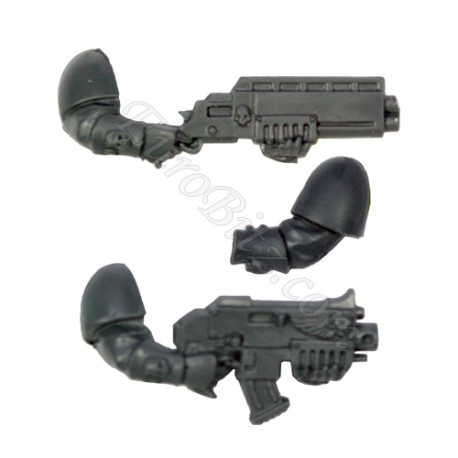 Boltgun and Shootgun Scout C