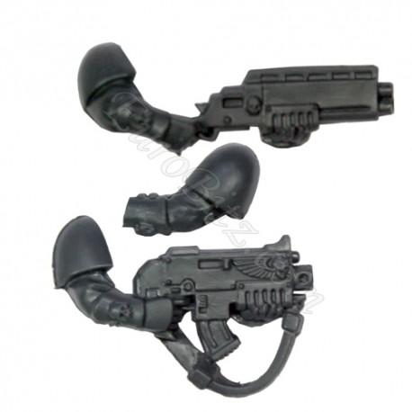 Bolter/Fusil à Pompe Scout D
