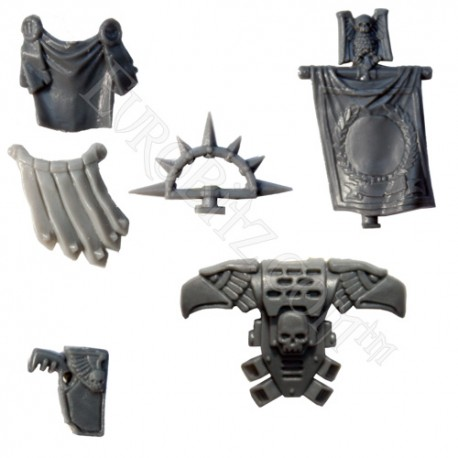 Space Marine Commander accessories pack 2