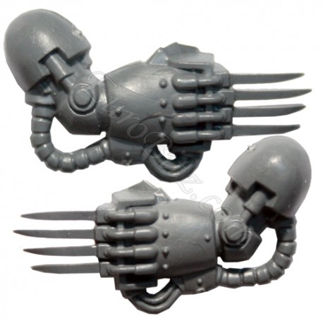 Pair of Lighting Claws T A