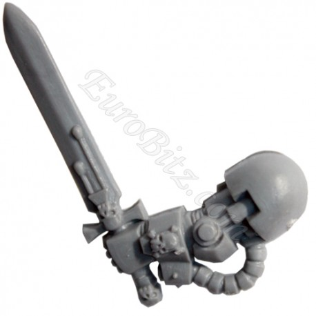 Power sword T