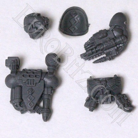 Kit Apothicaire escouade de commandement space marine