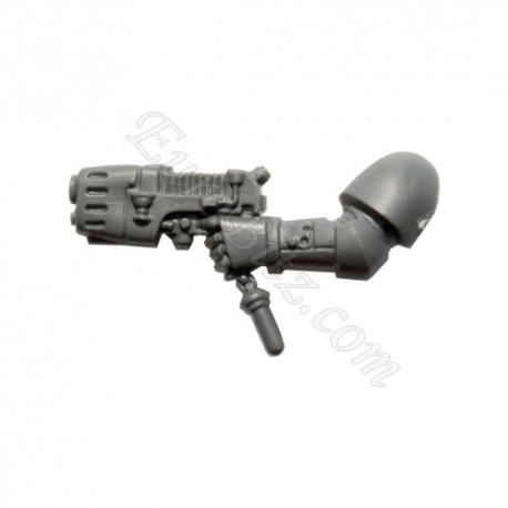 Plasma Pistol left handed BA