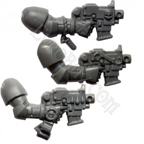 Bolt Pistol right handed BA Pack