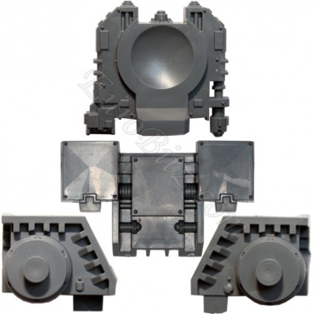 Body universal for Dreadnought