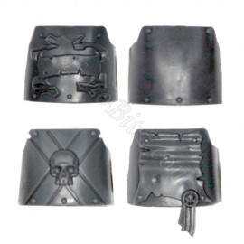 Leg Plates pack Dreadnought BA