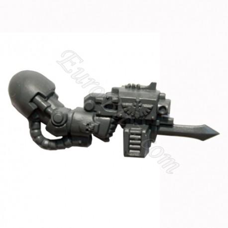 Bras Terminator Bolter d'assaut / Fulgurant DA