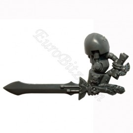 Terminator Arm Sword DA