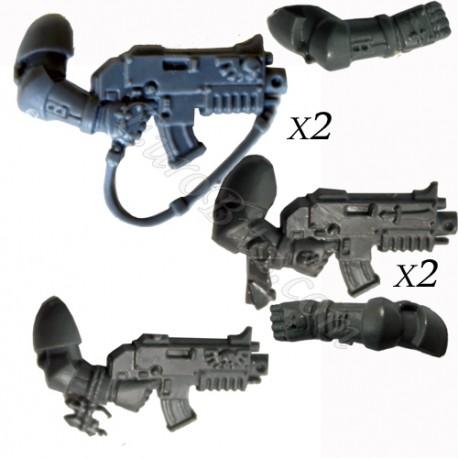 Boltgun x5 Pack DA
