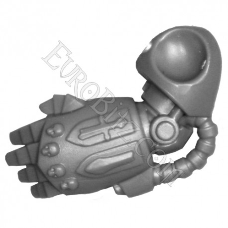 Power fist C Terminators Deathwing