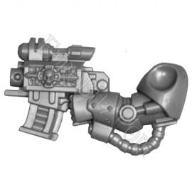 Bolter d'assaut / Fulgurant bras gauche Terminator Deathwing
