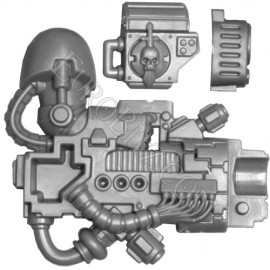 Plasma Cannon of Terminators Deathwing