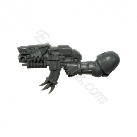 Left arm with boltgun SW