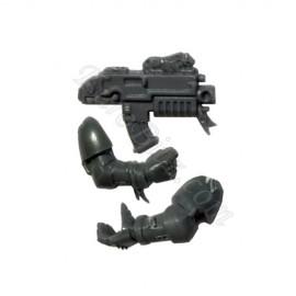Arms Holding Boltgun SW A