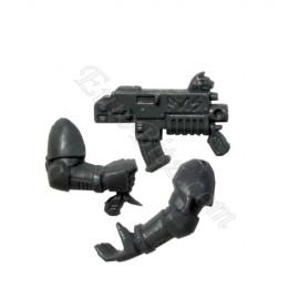 Arms Holding Boltgun SW B