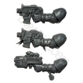 Bolt Pistol  + plasma left handed SW
