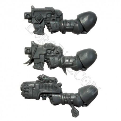 Pistolet bolter& plasma gaucher Pack SW