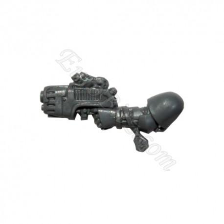 Plasma Pistol left handed SW