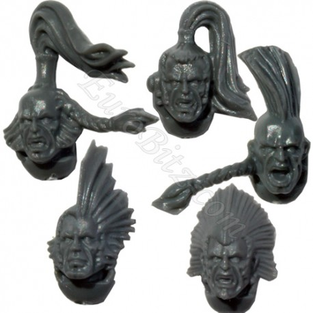 Heads pack SW A