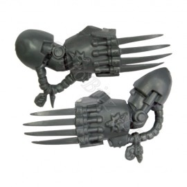 Pair of Lighting Claws T SW A