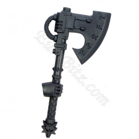 Power Axe Right Handed SW