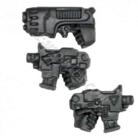 Bolt Pistols + Plasma left Handed SW