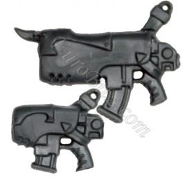 Bolter & Pistolet C dans Holster SW