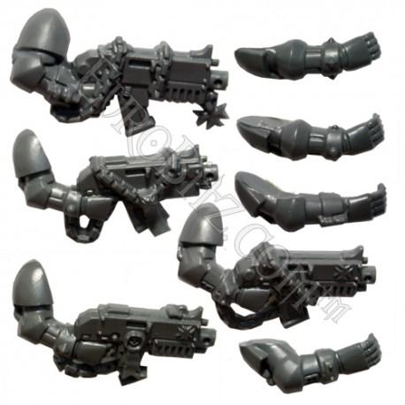 Boltgun & Arms x4 BT Pack
