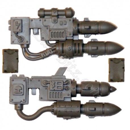Arm Rockit Launcha Deff Dread
