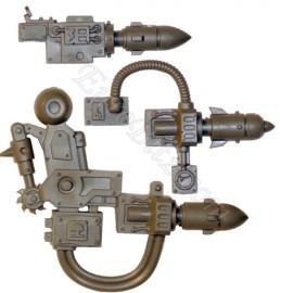 Arm Rockit Launcher Killa Kan