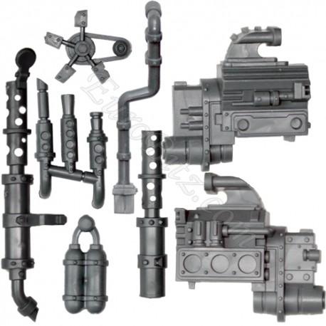 Exhaust & Engine Truk Ork
