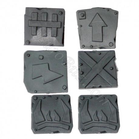 Icon Pack Truk Ork