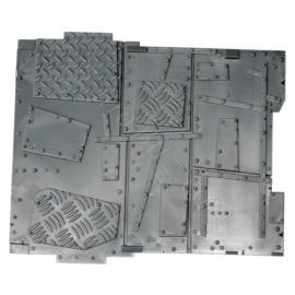Floor of Truk
