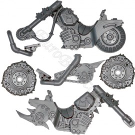 Moto C de Guerre Ork